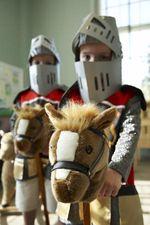 Gleneagles polo stickhorses
